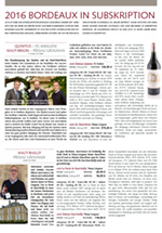 Extraprima Gusto 2018 No 1 – Bordeaux 2016 Subskription.